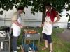 Sommerfest im Altersheim 2010