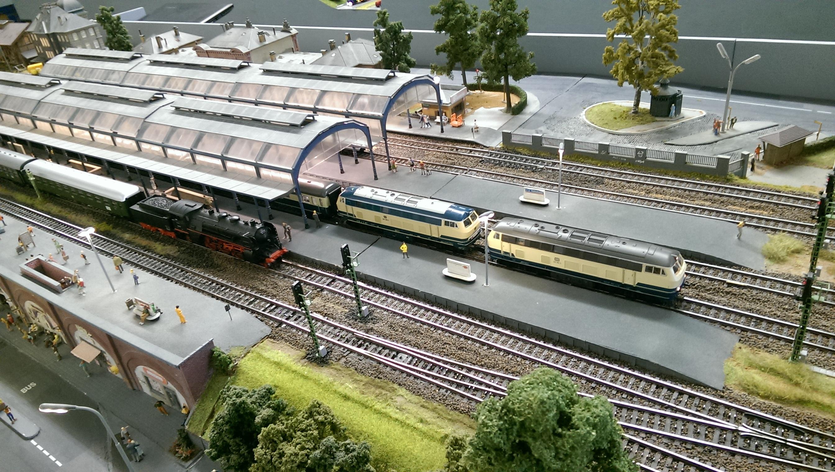 H0 Hauptbahnhof